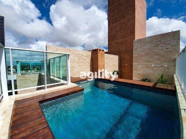 Cobertura com 4 dormitórios à venda, 160 m² por R$ 755.000,00 - Capim Macio - Natal/RN