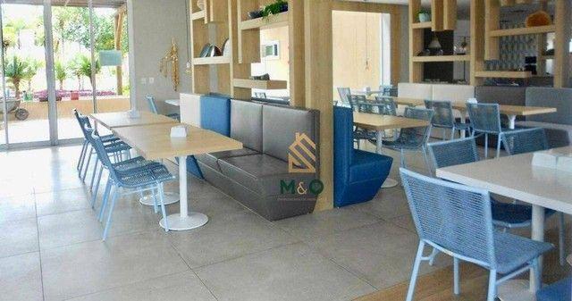 Apartamento com 3 dormitórios à venda, 115 m² por R$ 1.200.000,00 - Porto das Dunas - Aqui - Foto 17