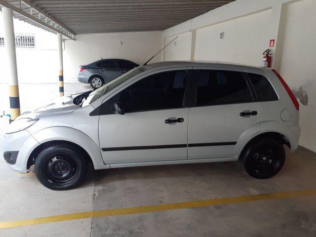 Fiesta 1.0 ano e modelo 2011 completo, IPVA 2021 PAGO - Foto 4