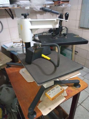 Prensa Térmica Manual Metalnox A3 - Foto 2