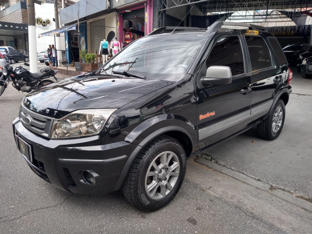 Ford Ecosport 1.6 Freestyle Flex Manual  2012 (( Completo )) - Foto 2
