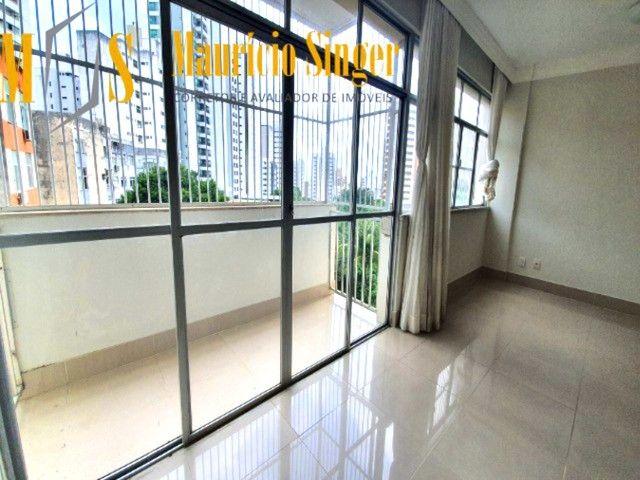Apartamento 3 quartos (2 Suítes) para locação na Graça, Salvador-Bahia - Foto 3