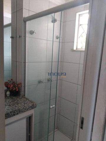 Apartamento com 3 dormitórios à venda, 67 m² por R$ 289.000,00 - Maraponga - Fortaleza/CE - Foto 19