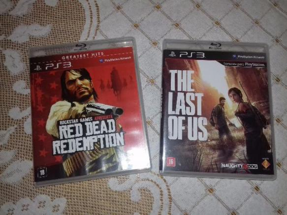 Red Dead Redemption e The Last of Us