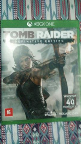 Tomb Raider ( Definitive Edition ) Xbox one