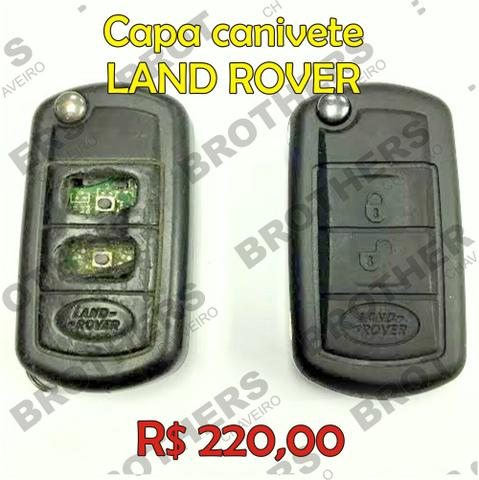 Capa canivete LAND ROVER