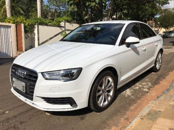 AUDI A3 1.4 TURBO AMBIENTE 13 MIL KM RODAS 17 DO AMBITION
