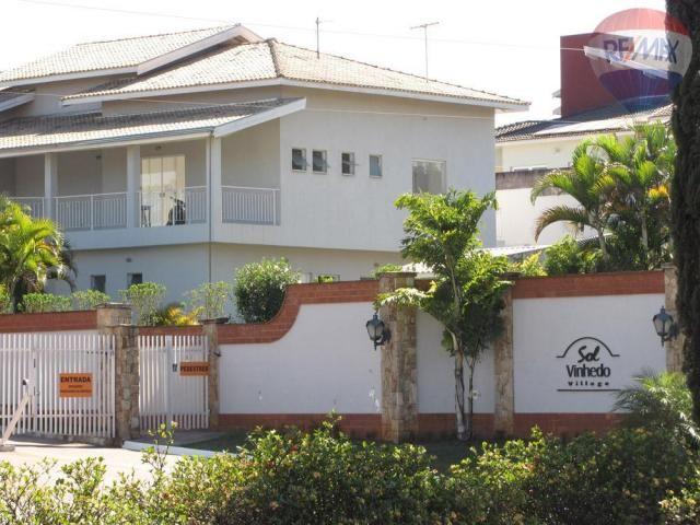 Terreno residencial à venda, condomínio sol vinhedo village, vinhedo - te0832. - Foto 12