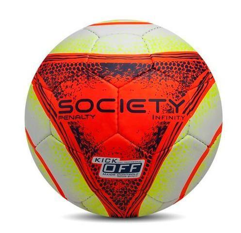 Bola Penalty Society Infinity lrj bco costurada - Esportes e ... 9fe42cad58a81