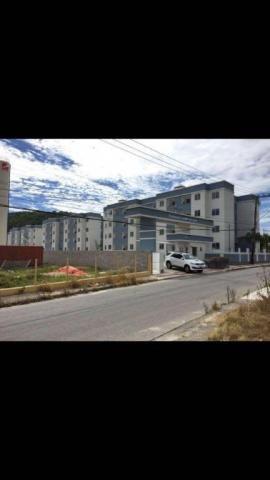 Apartamento residencial à venda, Jardim Janaina, Biguaçu.