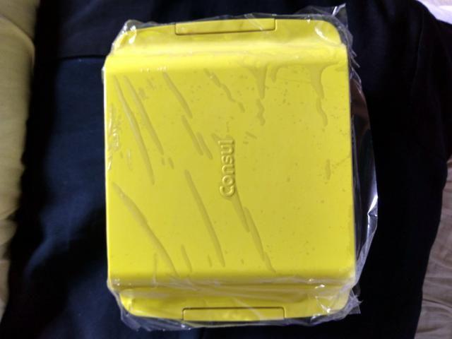 Sanduicheira para microondas