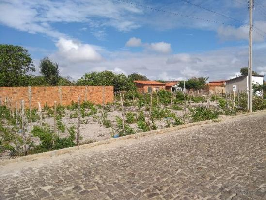 Dois lotes no bairro Planalto de Monserrat, Parnaíba, no total de 336m²