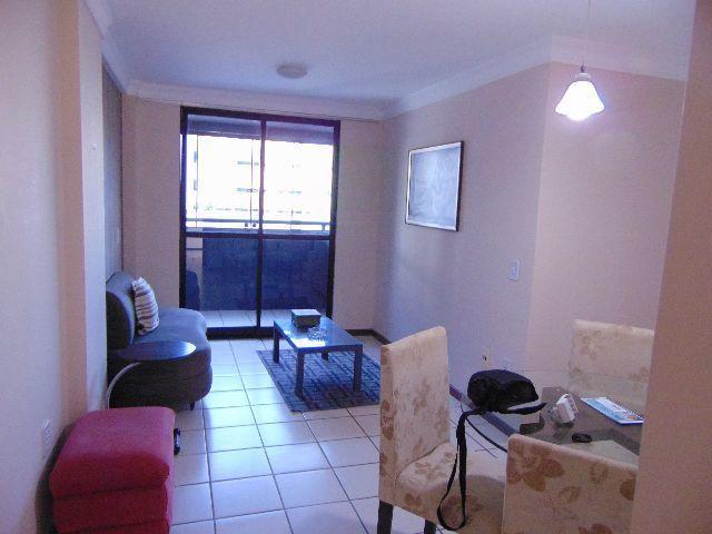 Aluguel Apartamento Mobiliado em Capim Macio