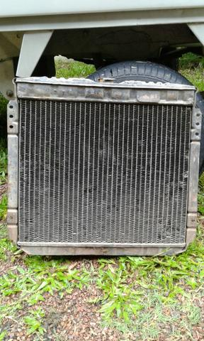 Maverick radiador 4 cil original