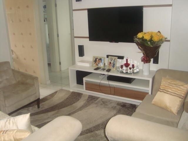 Apartamento a venda em sobradinho df, quadra central bloco b