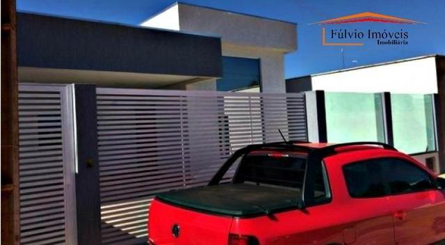 Ponte alta! Belissima casa nova e moderna perto do Clube dos Correios! - Foto 2