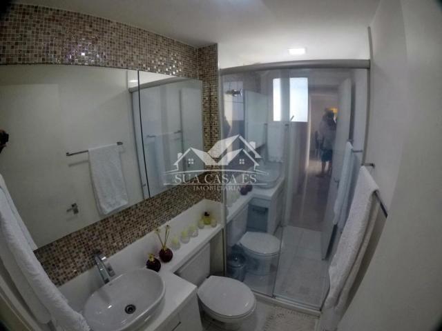Apartamento à venda com 3 dormitórios em Colina de laranjeiras, Serra cod:AP184LE - Foto 10