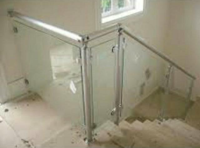 Box, Espelhos, Grades, Portões e Esquadrias de Alumínio e Vidro Temperado - Foto 5