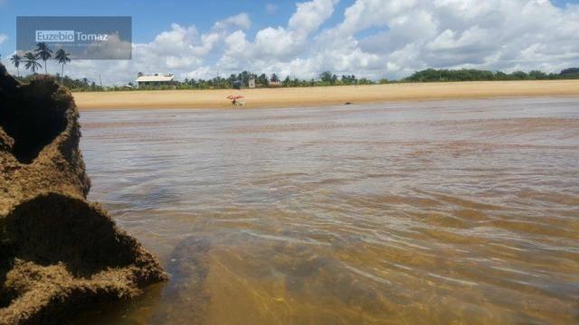Terreno em condomínio fechado à beira mar no sonho verde - Foto 3