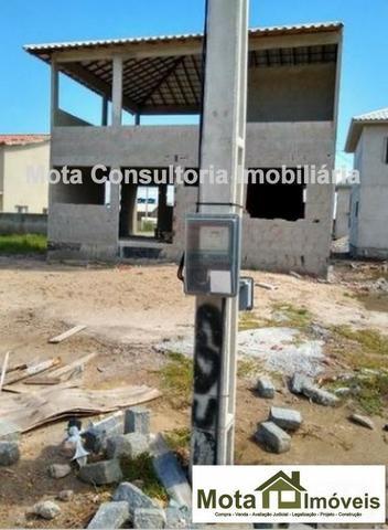 Mota Imóveis - Tem em Arraial do Cabo Terreno com Construção Casa em Condomínio - TE-113 - Foto 12
