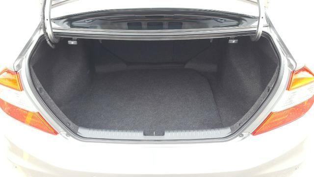 Honda Civic 1.8 LXS 16V Flex 4P Automático - Foto 12