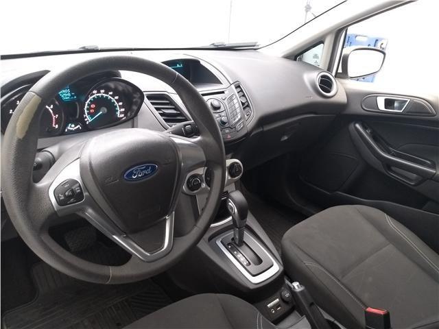 Ford Fiesta 1.6 se hatch 16v flex 4p powershift - Foto 8