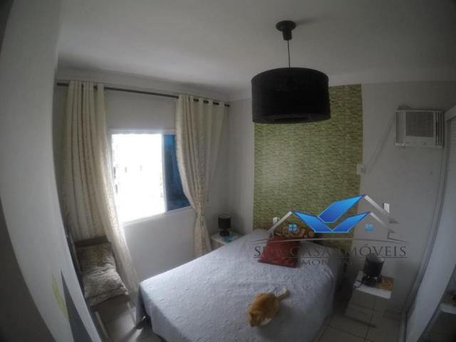 Apartamento à venda com 3 dormitórios em Morada de laranjeiras, Serra cod:AP175GI - Foto 8