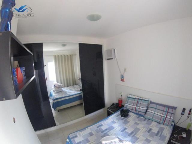 Apartamento à venda com 3 dormitórios em Morada de laranjeiras, Serra cod:AP171GI - Foto 17