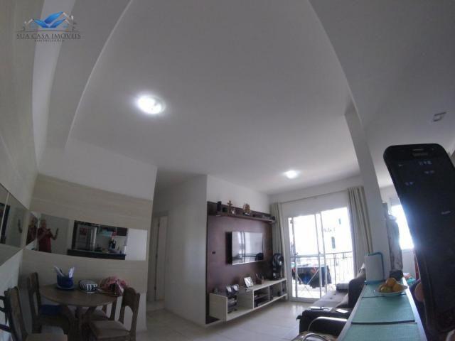 Apartamento à venda com 3 dormitórios em Morada de laranjeiras, Serra cod:AP171GI - Foto 3