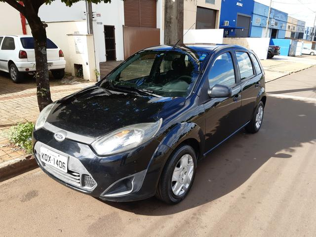 Ford Fiesta Hatch 1.6 Flex 2010/2011