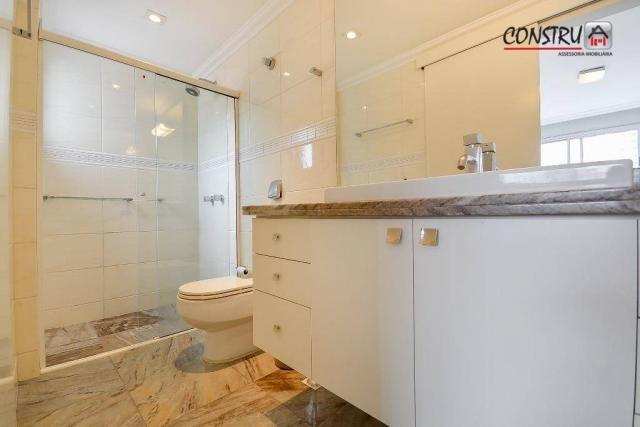 Apartamento com 3 dormitórios à venda, 143 m² por r$ 798.000,00 - batel - curitiba/pr - Foto 10