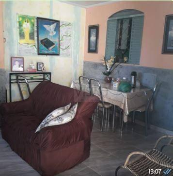 Casa com 3 dormitórios à venda, quadra 105, 80 m² por r$ 200.000 - recanto das emas - reca
