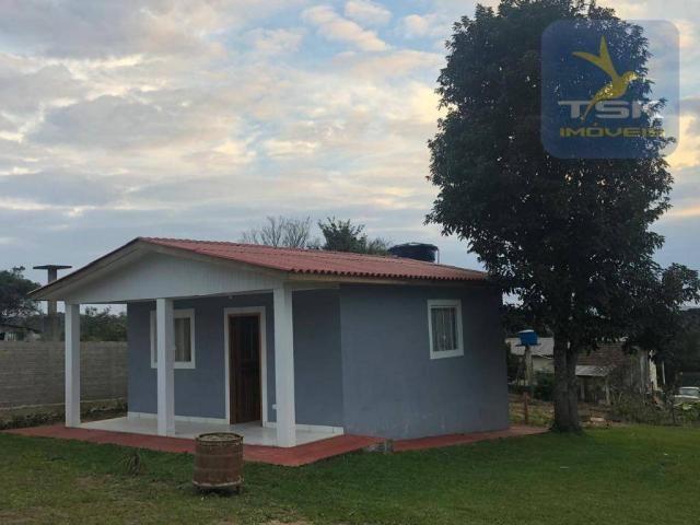 Chácara 760 m² por r$ 160.000 - areia branca - mandirituba/pr - Foto 2