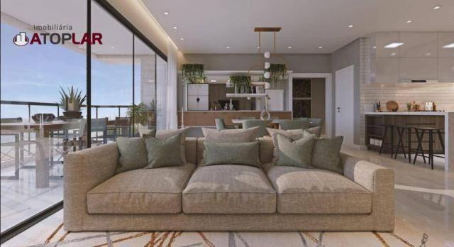 Apartamento à venda, 133 m² por R$ 1.800.000,00 - Centro - Balneário Camboriú/SC - Foto 2