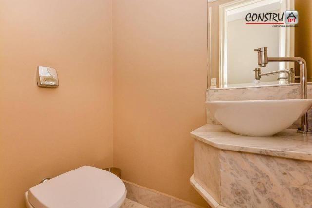 Apartamento com 3 dormitórios à venda, 143 m² por r$ 798.000,00 - batel - curitiba/pr - Foto 4