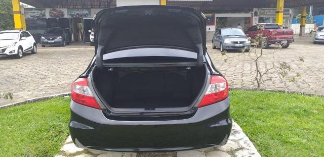 Honda Civic 2014 2.0 LXR Automatico Couro Emplacado - Foto 14