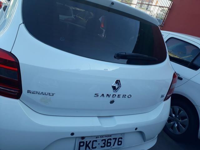 Renault Sandero 1.6 2017 Expression - Foto 6