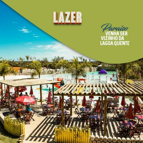 Loteamento Lagoa Golden Park - Caldas Novas GO. R$316 por mês - Foto 3