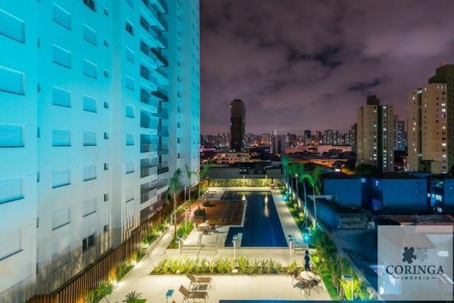 Portal Centro- Apartamentos no Brás de 1 , 2 e 3 dorms com vaga a partir de R$393mil - Foto 15