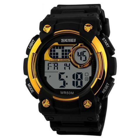 Relógio Analógico/Digital Skmei, Original, Resistente à água, Garantia