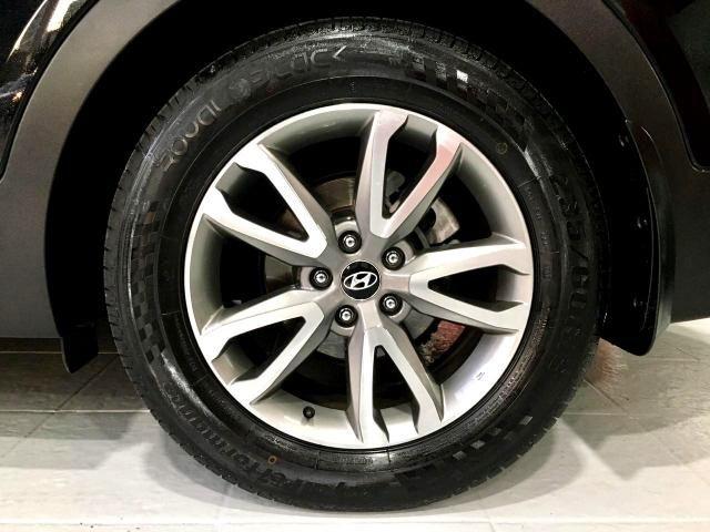 HYUNDAI SANTA FÉ 2013/2014 3.3 MPFI 4X4 7 LUGARES V6 270CV GASOLINA 4P AUTOMÁTICO - Foto 12