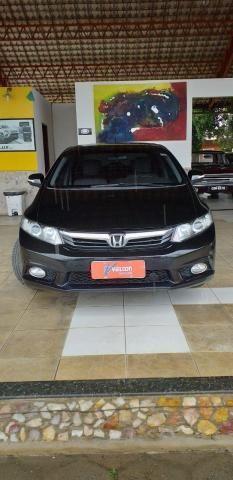 Honda Civic 2014 2.0 LXR Automatico Couro Emplacado - Foto 5