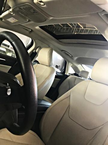 Ford Fusion Titanium Awd C/ Teto Solar 2.0. Preto 2016/2017 - Foto 14