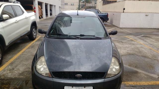 Ka 2005 1.0 GL Super Novo Baixo Km - Aceito Troca e Financiamento - Foto 17