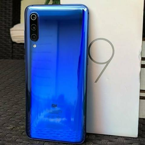 Xiaomi Mi 9 128gb 6gb Ram Dual Global Pronta Entrega