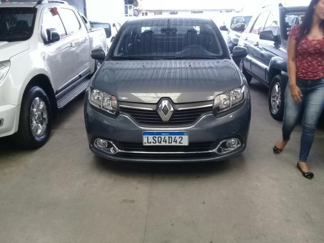 Renault-logan 1.6 valor anunciado tem mais 10 mil de entrada