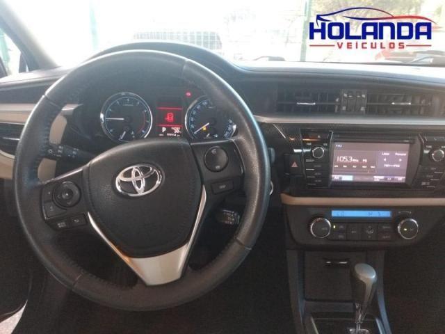 TOYOTA COROLLA 2015/2015 2.0 ALTIS 16V FLEX 4P AUTOMÁTICO - Foto 9