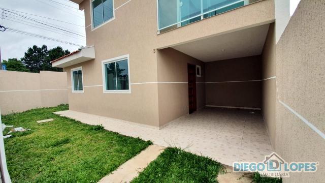 Casa à venda com 2 dormitórios em Cidade industrial de curitiba, Curitiba cod:225 - Foto 6