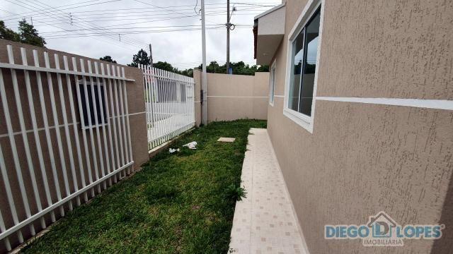 Casa à venda com 2 dormitórios em Cidade industrial de curitiba, Curitiba cod:225 - Foto 9