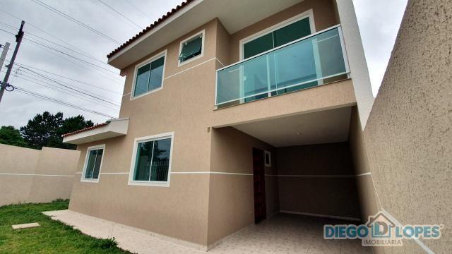 Casa à venda com 2 dormitórios em Cidade industrial de curitiba, Curitiba cod:225 - Foto 7